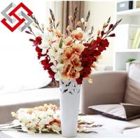 Best Floral Artificial Silk Flower for Christmas Home Decoration wholesale