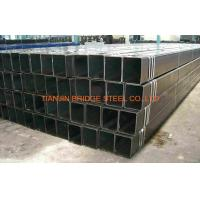 Quality Q195 - Q235 , ST37-2, SS400 Square Hollow Section Steel Tube For Structure Pipe for sale
