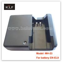 Quality Camera battery charger MH-23 for Nikon camera battery EN-EL9 for sale