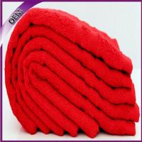 Quality china wholesale soft fabric customized 100% cotton bath towels for sale