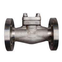 Quality RF Forged Steel Check Valve 2 Inch Piston Check Valves Class 150 ASTM A182 F316L for sale