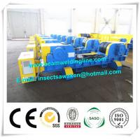 Quality Europ Standard Conventional Welding Rotator / 600 Tons Pipe Rollers For Welding for sale