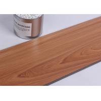 Quality Easy Cleaning LVT WPC Plank Flooring Skid Resistance With Strong Adaptability for sale