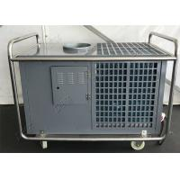 China Drez 7.5HP Conference Tent Air Conditioner , Mobile Military Tent Air Conditioning Systems on sale