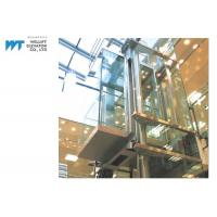 Quality ARD Safety Device Panoramic Glass Elevator For Power Failure Emergency Leveling for sale