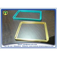 Best Color Anodized Aluminum Extrusion Profiles In Tv And Display Frame wholesale