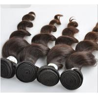 China high quality DHL Fedex fast delivery no shedding 100% virgin brazilian natural hair weft on sale