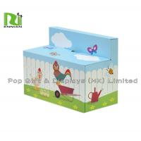 Buy cheap Double Cardboard Chair Furniture With Packing , Kids Cardboard Toy from wholesalers