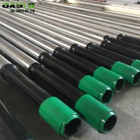 Quality Round Continuous Slotted Casing Pipe , Filter Cylinder Wedge Wire Screens for sale