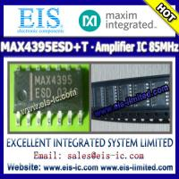 Quality MAX4395ESD+T - MAXIM - IC OP AMP 85MHZ R-R 14-SOIC - sales009@eis-ic.com for sale