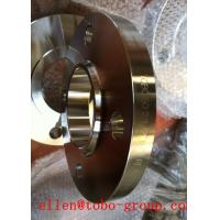 Quality TOBO STEEL Group  Alloy 31 flange B16.5 ASTM A105 ASTM A182 F5, F5a for sale