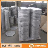 China ISO9001 certified anodized 1060 aluminium circle for cooking/construction on sale
