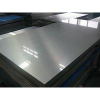 China Anti - Corrosion Aluminum Alloy Plate for Shipbuilding Temper H112 / H12 / H24 on sale