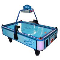Quality 2 Players Coin Operated Air Hockey Table For Arcade Center for sale