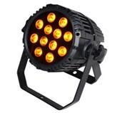 Quality 12*10W 4 IN 1Waterproof  PAR  lights/ outdoor dmx sounds flashlights for sale