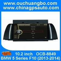 China Ouchangbo multimedia radio gps for BMW 5 Series F10 2013-2014 with bluetooth RDS  iPod USB on sale