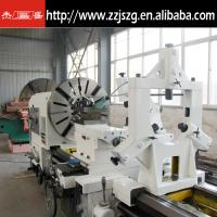 Quality CW61125 used horizontal lathe machine for metal work for sale