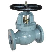 Quality Lightweight Stainless Steel Globe Valve Bellows Sealed Globe Valve Easy To Install for sale