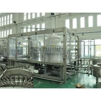 Quality 4 Cavities Semi Automatic Bottle Filling And Capping Machine For 330ML-1500ML PET Bottle for sale