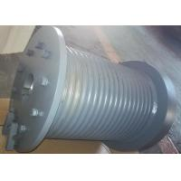 Quality Professioanl Customized Lebus Grooved Drum 30mm-10m For Construction Cranes for sale