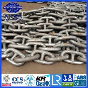 Quality Anchor Chain, Marine Anchor chain, Ship Anchor chain, Anchor chain with KR LR BV NK ABS DNV CCS for sale