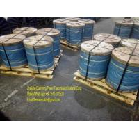 """Quality Galvanized Steel Wire Strand  3/8"""",1×7 EHS for sale"""