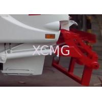 Rear loading detachable Garbage Compactor Truck , 9.6m3 Special Purpose Vehicles