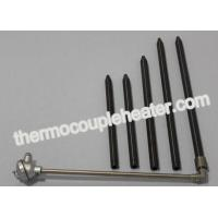 China Non Ferrous Silicon Nitride Thermocouple Components Protection Sleeve One End Closed on sale