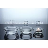 Quality decorating glass candle holders Wholesale for sale
