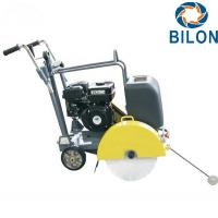Quality Small Gasoline Power Road Cutting Machine 9 HP Mobile Concrete Crack Filler Machine for sale