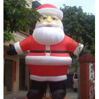 China Attractive Decoration Inflatable Santa Claus Funny For Christmas Party on sale