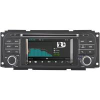 Quality SD USB iPod Chrysler Grand Voyager DVD Player 2001 - 2007 Car Stereo With GPS Navigation for sale