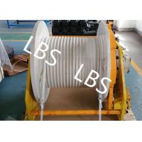 Quality Good Performance Durable Hydraulic Cable Winch 100-10000m Capacity for sale