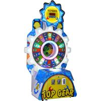 Quality Lucky Gear Arcade Redemption Lottery Game Machine for sale