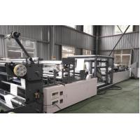 China Safety Auto Counting Non Woven Bag Making Machine For Footwear , Beverage Drinks on sale
