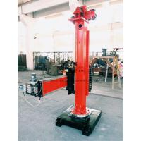 Quality Manual Pipes Column And Boom Welding Manipulators 360°Column Rotate for sale