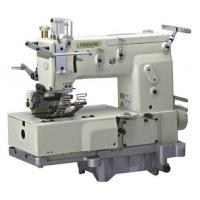 Quality 12-Needle Flat-bed Double Chain Stitch Sewing machine (for attaching line tapes) FX1412PL for sale