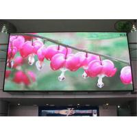 China High Density Indoor Full Color LED Display Video Controller Working on sale
