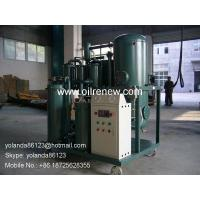 Quality High Vacuum Hydraulic Oil Purifier, Oil Filtration, Oil Purification Unit TYA-50 for sale