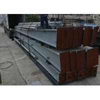 China Water Proofing Metal Building Materials Wide Span For Fabrication And Erection on sale