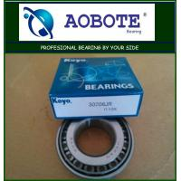 Quality Koyo 30206JR Tapered Roller Bearing , Stainless Steel Roller Bearing for sale