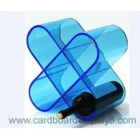 Buy cheap Transparent Acrylic Liquor Display, Acrylic Bottle Display from wholesalers