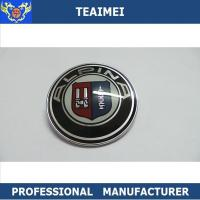 Best ALPIN Best Chrome Car Badge Logos With Glass Cement Surface wholesale