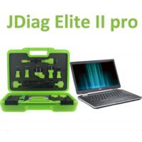 Quality Brand new JDiag Elite II Pro Professional ECU Programmer Diagnostic-Tools with Laptop with complete accessories for sale