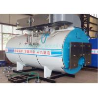Quality Chemical Industry Oil Fired Steam Boiler 6 Ton ASME Certification for sale