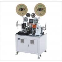 Quality Full Automatic Wire Cutting And Crimping Machine LCD Touch Panel Easy Operation for sale
