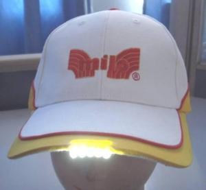 Quality Baseball Cap with LED Light  Light Cap for sale