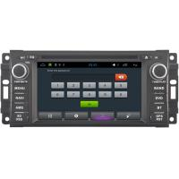 Quality Phonebook DVD GPS Bluetooth Car Radio For Jeep Liberty DVD Player 2008+ DDR III 1GB RAM for sale