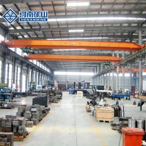China Outdoor Light Duty Bridge Crane , Railway Lifting Equipment 5 Ton Overhead Crane on sale