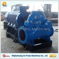 Quality Centrifugal Horizontal Split Case Pump Large Capacity Sea Water Pump for sale